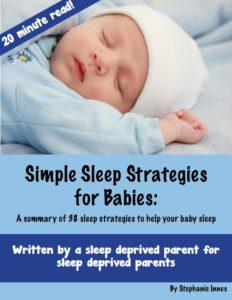 Simple Sleep Strategies for Babies